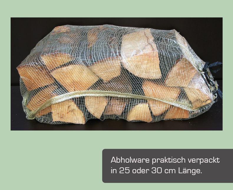 Brennholz Eiche, Buche, Birke